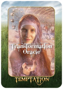 Temptation card in Sonya Shannon's Transformation Oracle