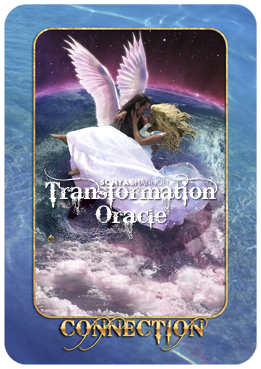 Connection card in Sonya Shannon's Transformation Oracle
