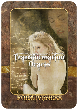 Forgiveness card in Sonya Shannon's Transformation Oracle