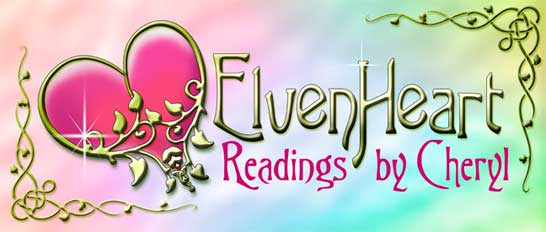 Elvenheart Readings by Cheryl Logo