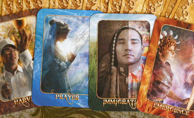 The Four Elements in the Transformation Oracle