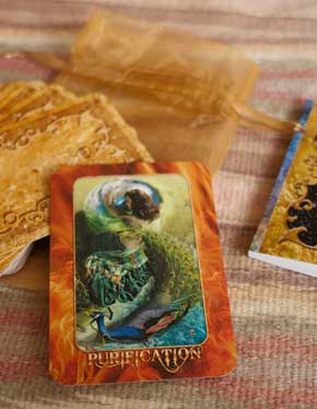 Purification Card in the Transformation Oracle