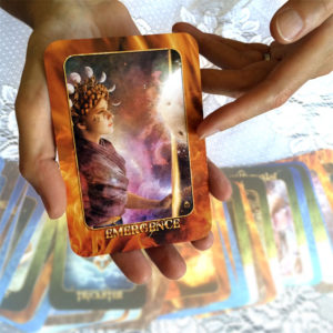 The Fire Element in the Transformation Oracle