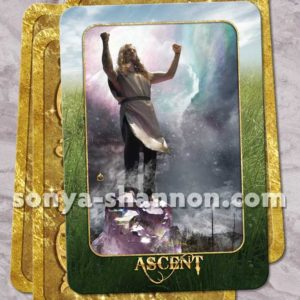 Ascent Card from the Transformation Oracle