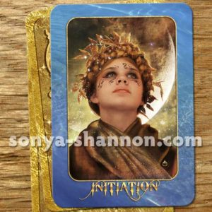 Initiation Card from the Transformation Oracle