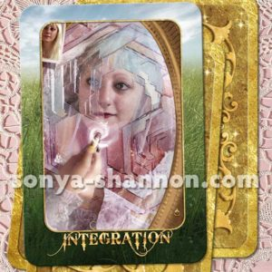 Integration Card from the Transformation Oracle