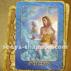 Intuition Card from the Transformation Oracle