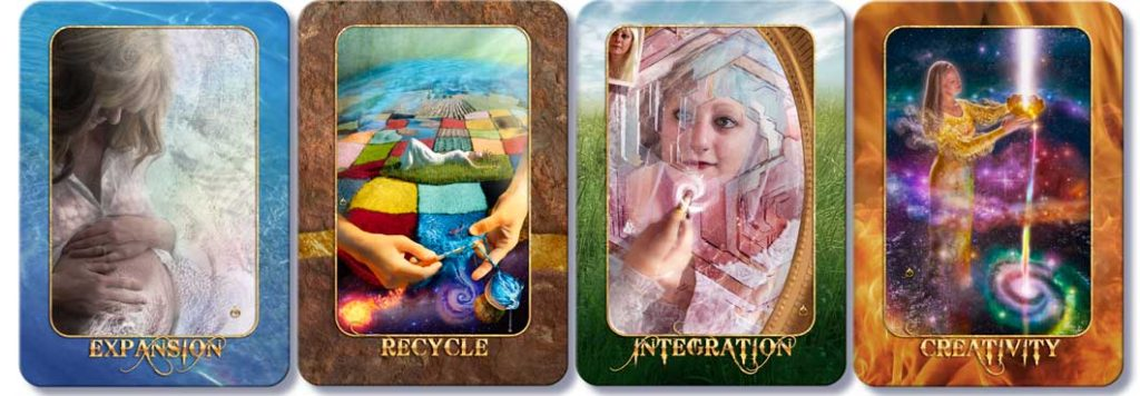 Spirals in the Transformation Oracle