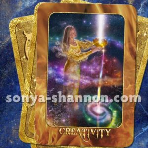 Creativity Card in the Transformation Oracle